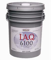 Fiberlock IAQ 6100 Mold Coating - Clear - 5 gallon