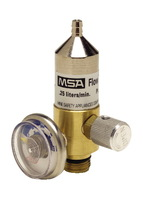 MSA Model RP Fixed Flow Regulator, 0.25LPM - 467895