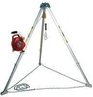 Protecta PRO 50 ft. Complete Confined Space System Includes SRL