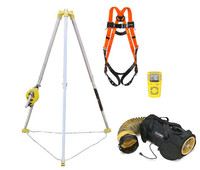 Economy All-In-One Complete Confined Space Entry Kit