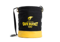 Python Safety Safe Bucket 100lb Load Rated Hook and Loop Canvas - 1500134