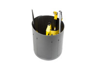 Python Safety™ Hard Body Safe Bucket Insert with Pockets - 1500141