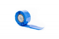 "Python Safety Quick Wrap Tape - Blue - 1"" Wide - 2x Length (120 Pack) - 1500040"