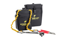Python Safety™ Tool Pouch Extra Deep with D-Ring and Retractors (2) - 1500128