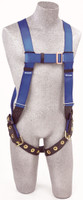 PROTECTA FIRST Vest-Style Universal Harness - AB17550