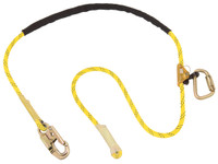 DBI-SALA Pole Climber's Adjustable Rope Positioning Lanyard - 1234070