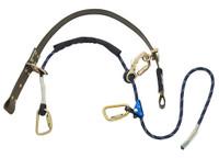 Cynch-Lok Fall Restricting Pole Strap
