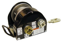 DBI-SALA Advanced Digital 200 Series  190 ft Winch - Power Drive - 8518587