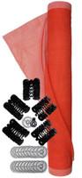 4100300 Sinco? Vertical Debris Net with Attachment Kit