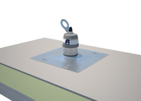 2100139 Roof Top Anchor - Membrane