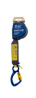 DBI-SALA 11  ft. Nano-Lok Extended Length Quick Connect Self Retracting Lifeline - Web - 3101580