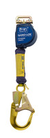 DBI-SALA 9  ft. Nano-Lok Extended Length Quick Connect Self Retracting Lifeline - Web - 3101590