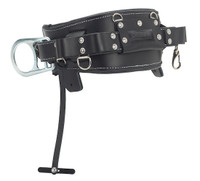 1001388 2D Linemen Tongue Buckle Body Belt