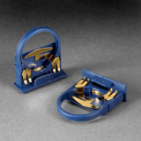 3M Speedglas Battery Holders 04-0380-00, Blue 2 EA/Case