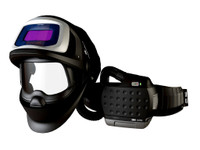 3M Adflo PAPR with 3M Speedglas Welding Helmet 9100 FX-Air, 36-1101-10SW, HE filter, Li Ion Batt, ADF 9100V 1 EA/Case
