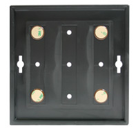 "Frames - For Custom Braille Signs 6"" x 6"" - PAD952BK"