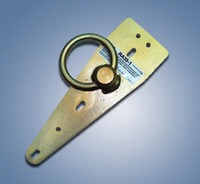 Miller Reusable Flat Roof Anchor w/D Ring RA35-1