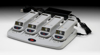 3M 4-Station Battery Charger Kit TR-344N, for Versaflo TR-300 and Speedglas TR-300-SG PAPR 1 EA/Case