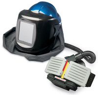 Allegro EZ Air Pro Black Welding Helmet PAPR - 9934-WB