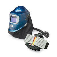 Allegro EZ Air Pro Blue Welding Helmet PAPR - 9934-W