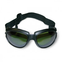 Allegro Action Welding Goggles - Green Hardcoated Mirror IR3 Lens - 06AC-1301
