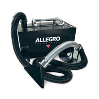 Allegro Portable HEPA Fume Extractor - 113/226 CFM - 9450-HE