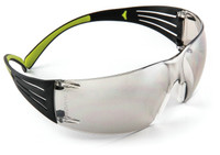 3M™ SecureFit™ Protective Eyewear SF410AS, Indoor/Outdoor Mirror Lens, 20 EA/Case