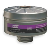 North PAPR Organic Vapor P100 3/pack [4001HE]