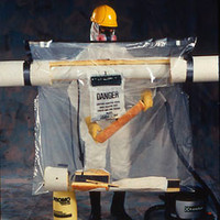 "Avail 54""x60"" Extended Run Glove Bags 25/cs"