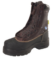 "Oliver 65 Series 8"" Safety Toe Tan Work Boot"