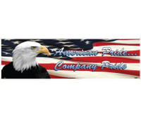 Banner American Pride Company Pride 3Ft X 10Ft
