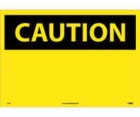 Caution (Header Only) 14X20 Ps Vinyl