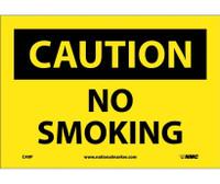 Caution No Smoking 7X10 Ps Vinyl