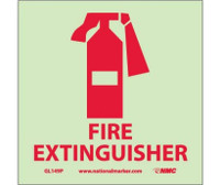 Fire Fire Extinguisher Graphic 7X7 Ps Vinylglow