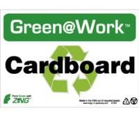 Cardboard 7X10 Recycle Plastic
