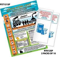 Kit -- Poster (Pst121Sp) 20 Booklets (Rtk32Sp) - Spanish