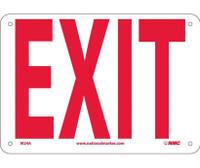 Exit  7X10 .040 Alum