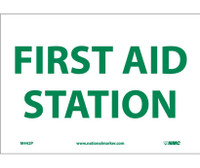First Aid Station 7X10 Ps Vinyl