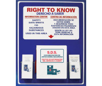 Rtk Center Bilingual Binder And 10 Manuals 30X24