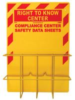 Rtk Center Includes Backboard Rack And Mounting Hardware (No Binders)