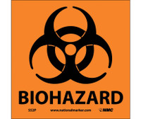 Biohazard (W/Graphic) 7X7 Ps Vinyl