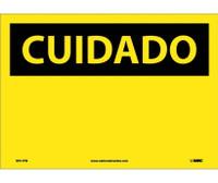 Cuidado (Blank) (Spanish) 10X14 Ps Vinyl