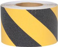 "Grit Tape Anti-Skid Hvy Duty Ylw/Blk 4""X60' (3360-4 Yellow/Black)"