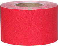 3315-4  Safety Red  4 X 60 Grit Tape