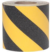 3360-6  Black/ Yellow Grit Tape