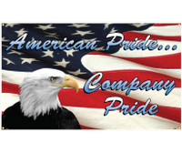 Banner American Pride Company Pride 3Ft X 5Ft