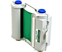 4 2/3 In. X 164 Ft. Durable Resin Ribbon Green Refillable Cartridge