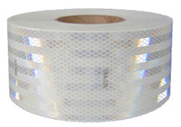 """Tape Conspicuity White 2""""X50 Yd."""