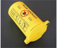 Plug Lockout Yellow Large