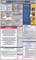 Labor Law Poster Colorado 40X24 State And Federal